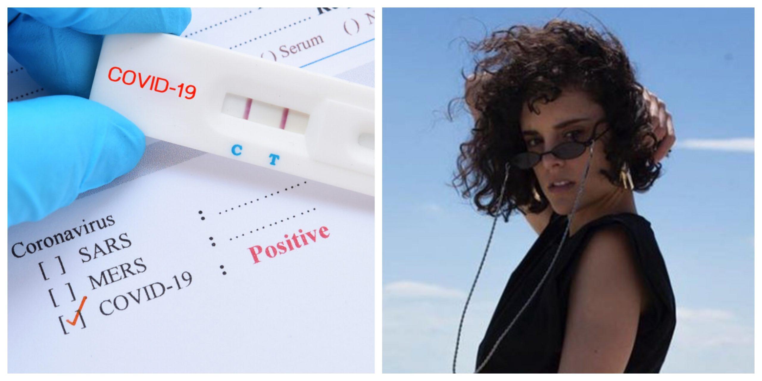 """O cunoscută actriță a fost confirmată cu coronavirus: """"A venit rezultatul și este pozitiv. """""""