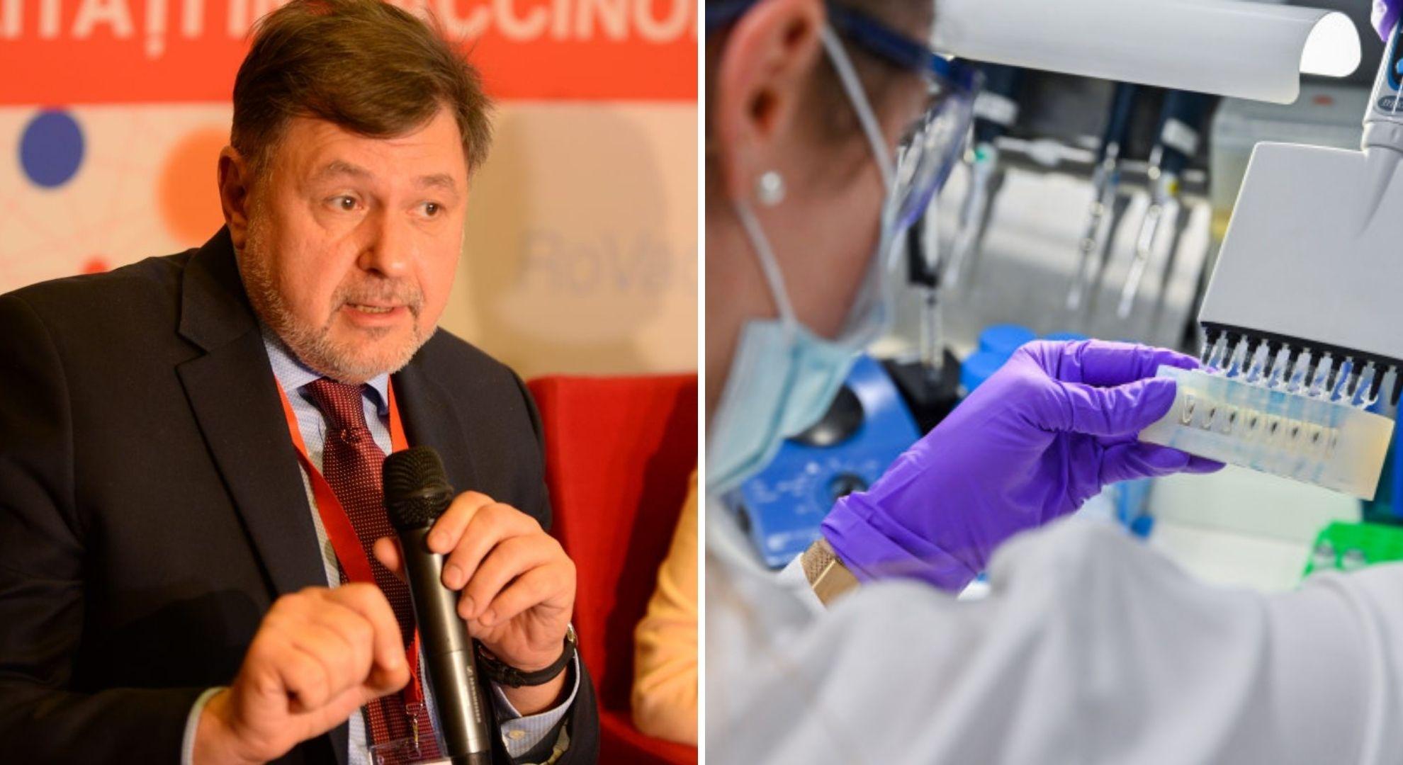 Reacțiile adverse ale vaccinului împotriva coronavirusului. Profesorul Rafila avertizează
