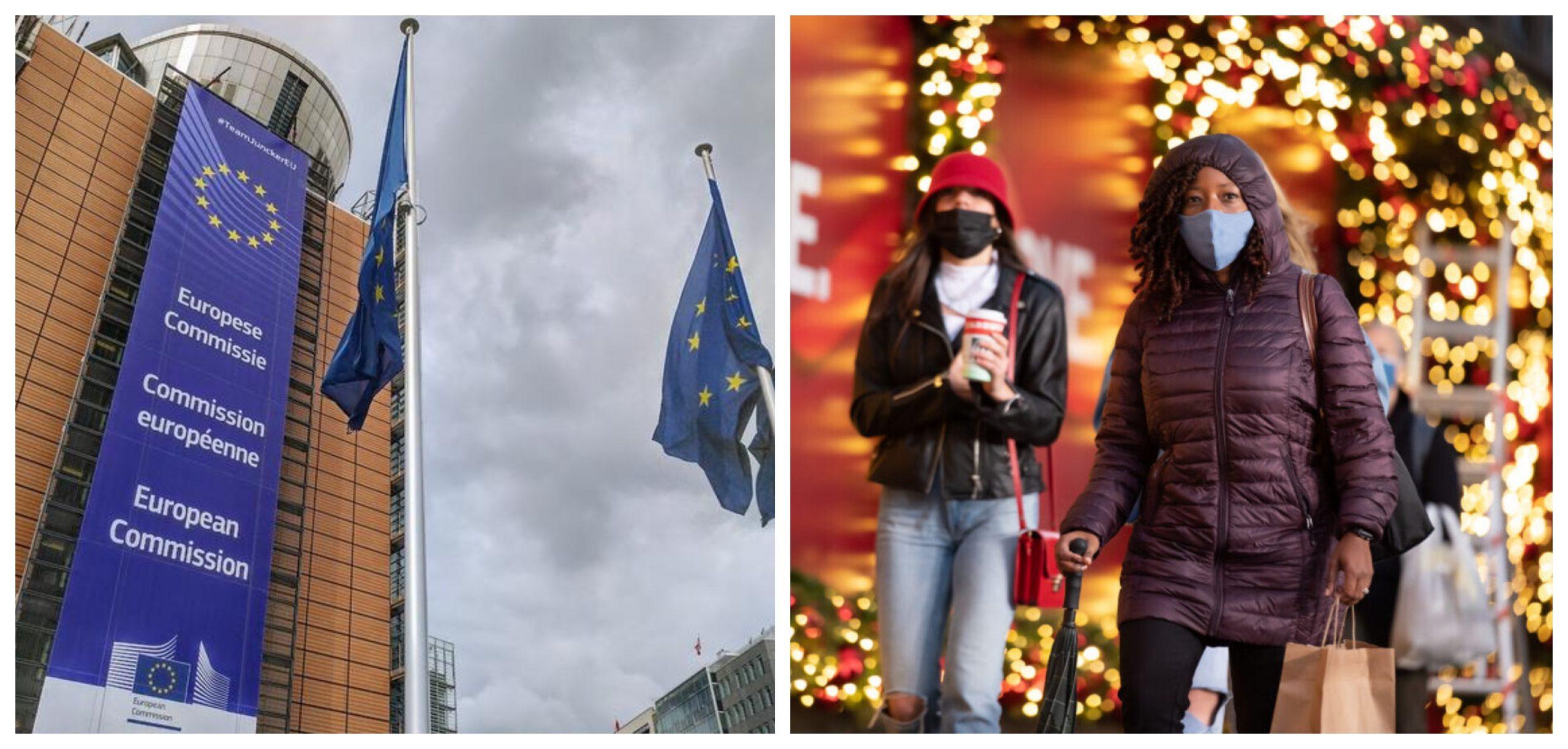 Avertisment important din partea Comisiei Europene! Ridicarea restricțiilor de sărbători va duce la o nouă creștere a cazurilor de covid-19