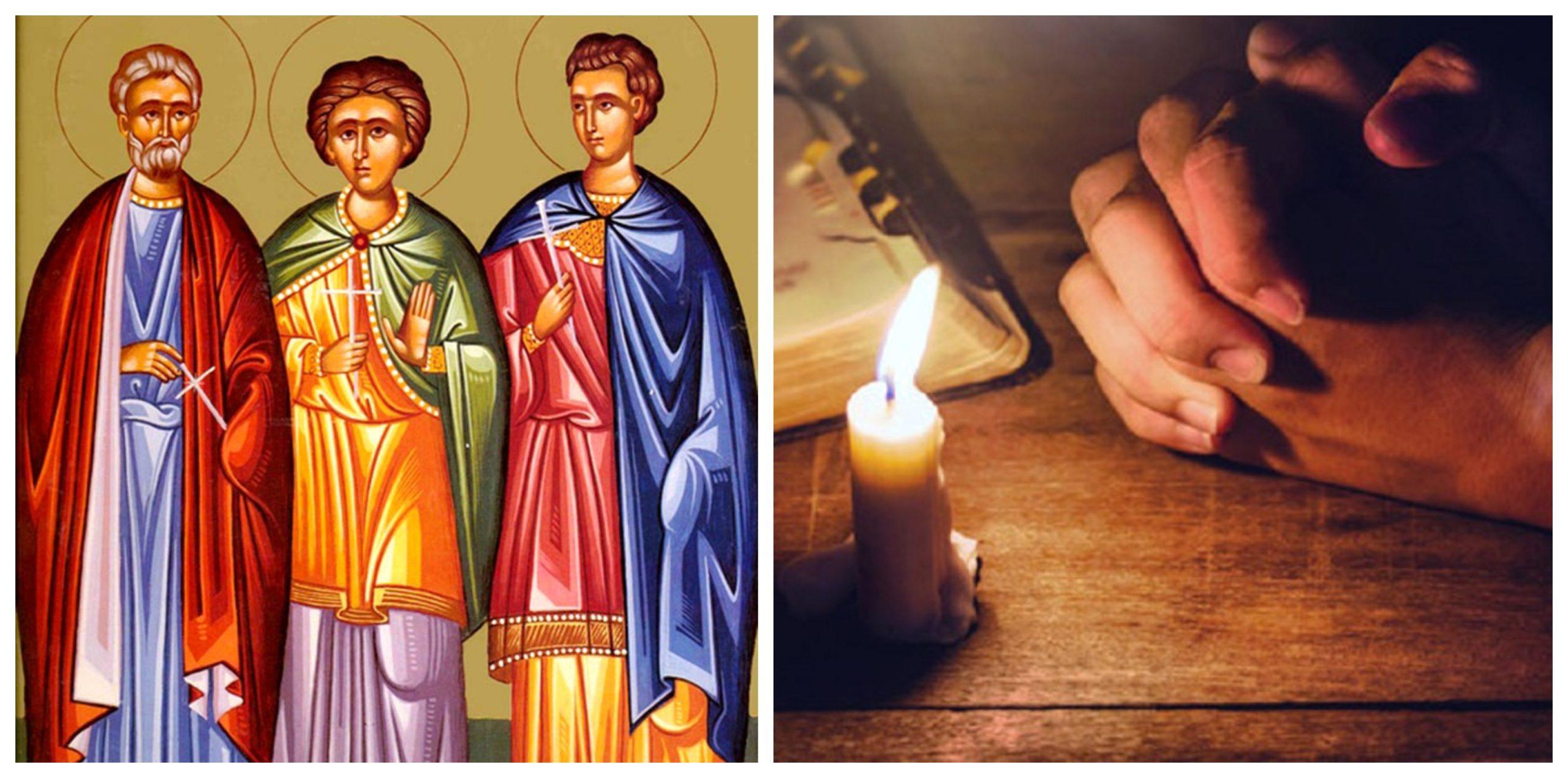Calendar ortodox 10 decembrie. Ce rugăciune rostim în ziua de joi