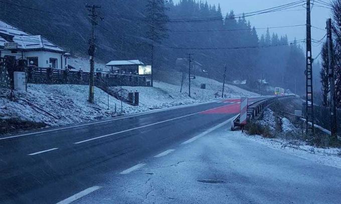 Cod Galben emis de ANM. Vin ninsorile de Crăciun! Prognoza meteo