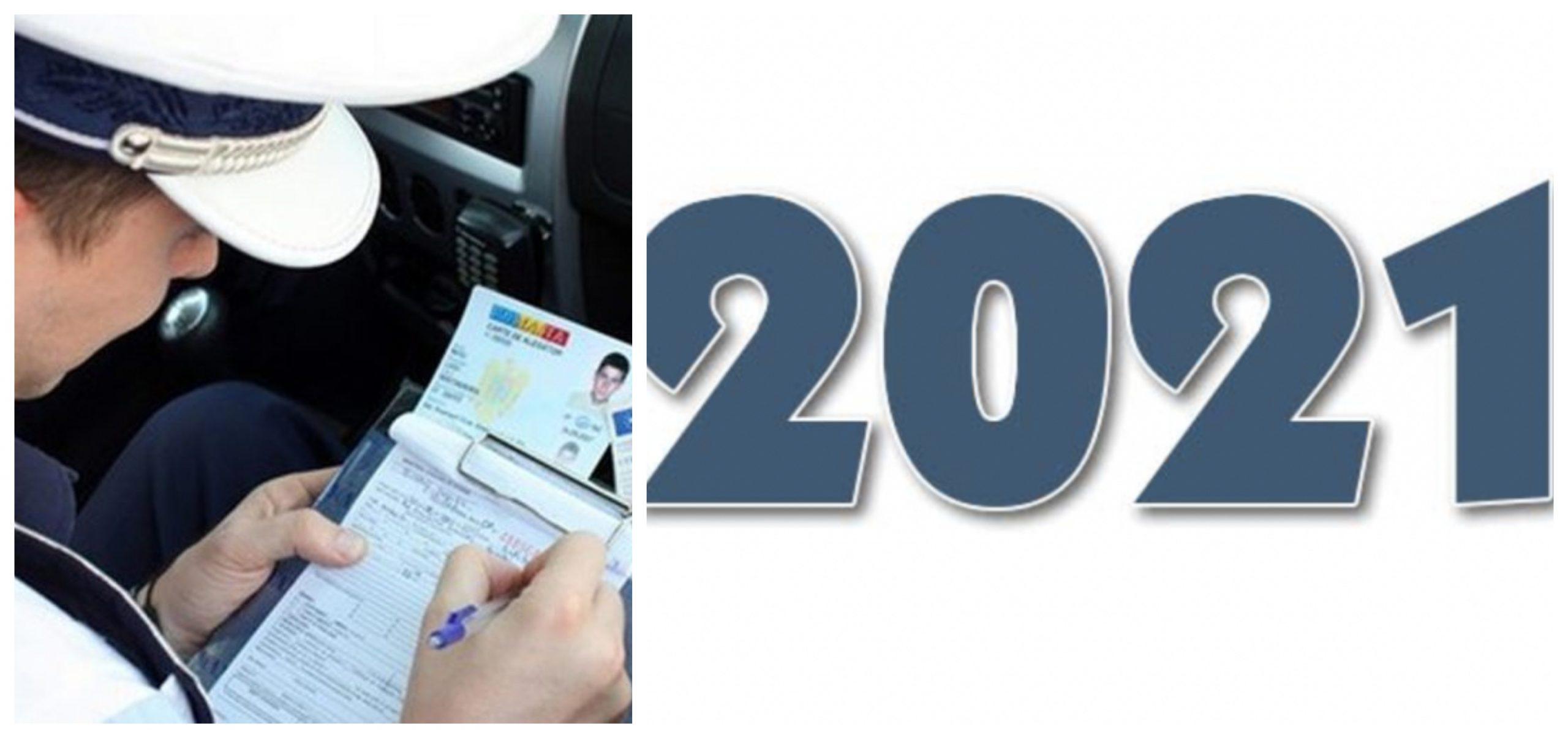 Cod Rutier 2021. Modificări în lege pentru șoferi