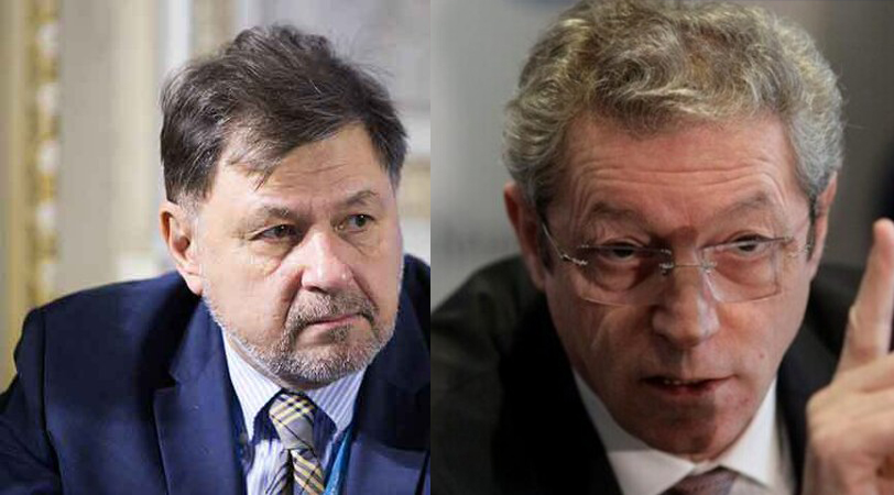 Medicii Adrian Streinu Cercel și Alexandru Rafila au demisionat. Care este motivul