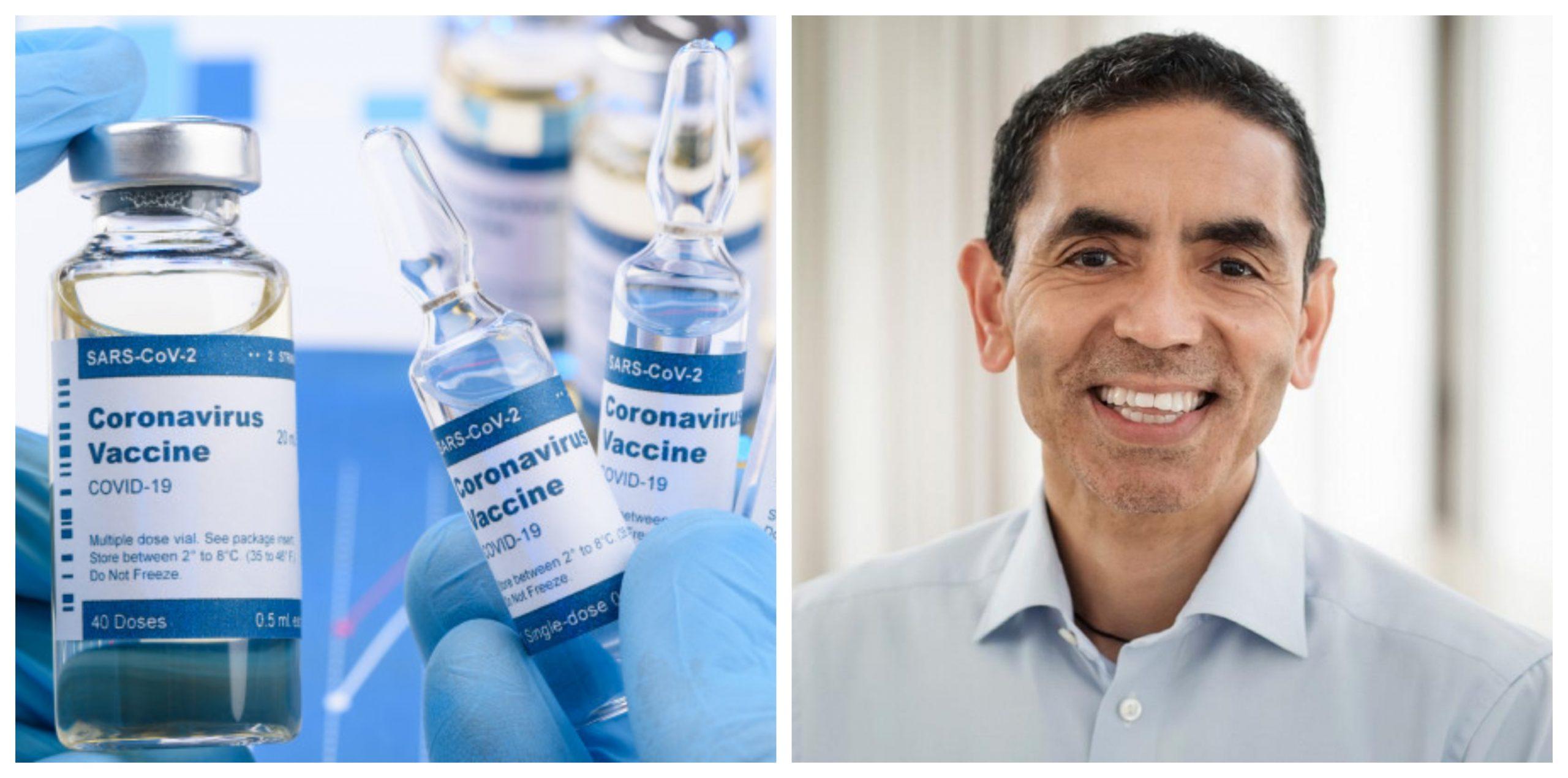 Povestea impresionantă a celui care a descoperit vaccinul anti-covid-19. Ele este copilul-imigrant care va pune capăt pandemiei