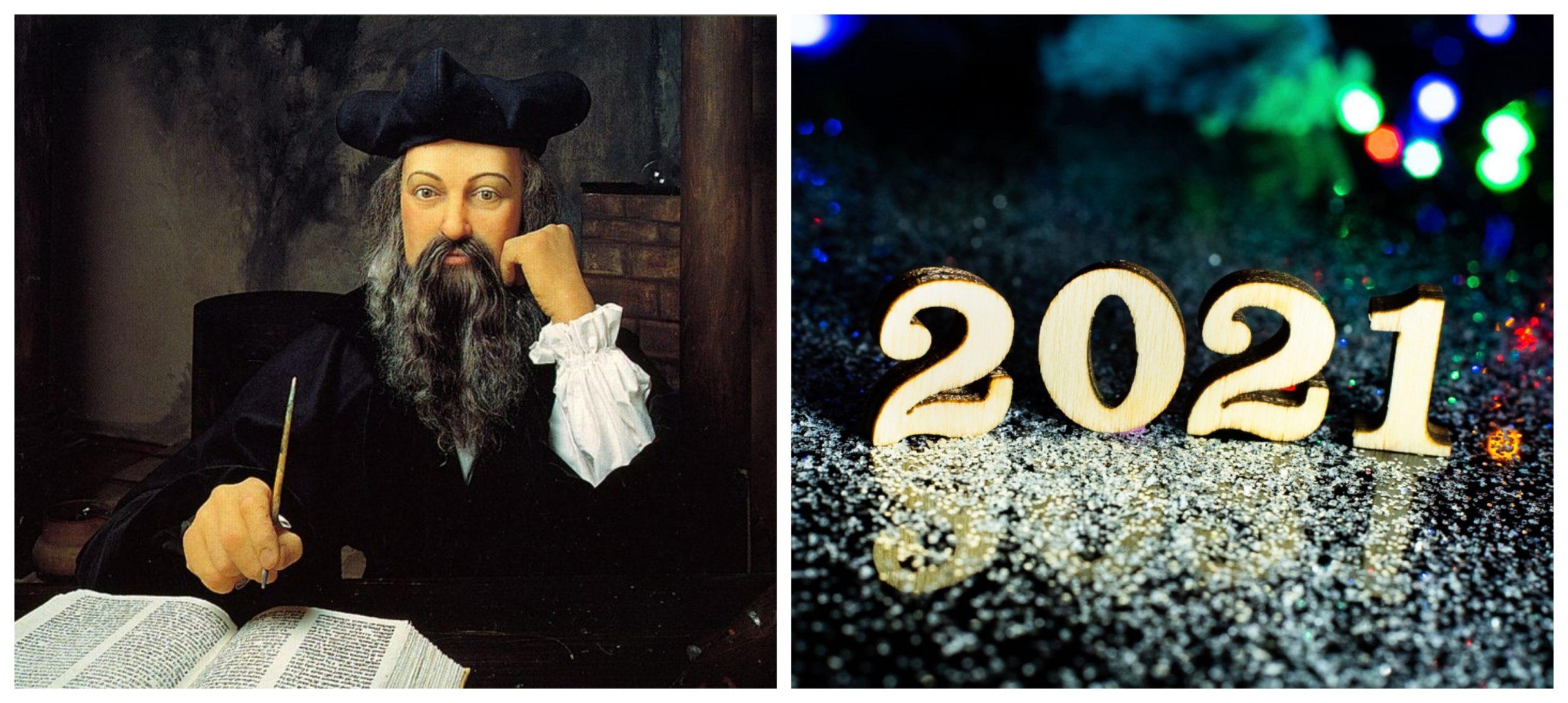 Previziuni pentru noul an. Ce spune Nostradamus despre 2021