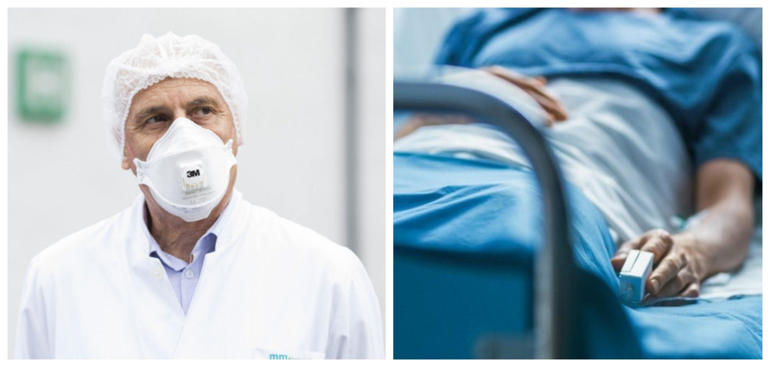 """Virgil Musta, recomandări pentru coronavirus: """"La primul simptom care sugerează răceală, izolați-vă!"""""""