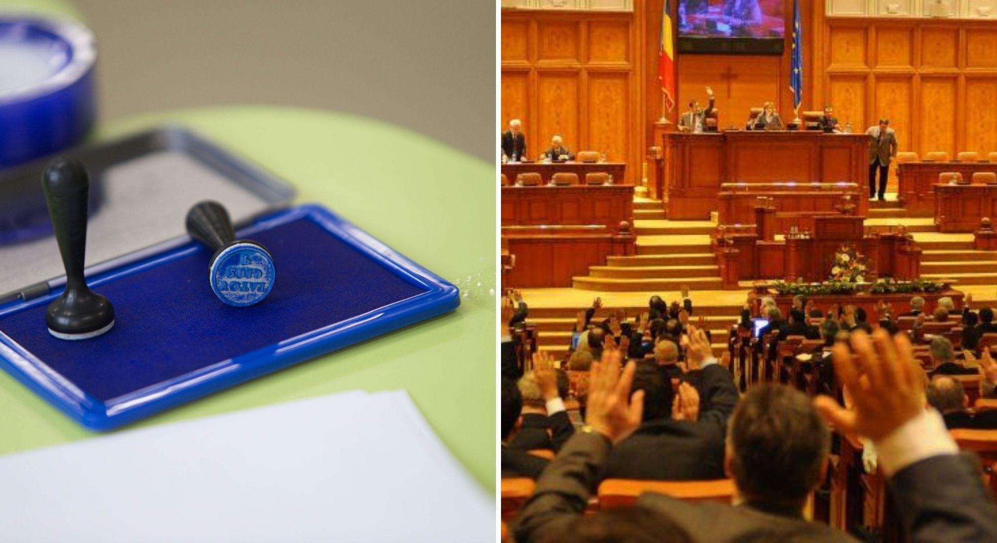 Alegeri parlamentare 2020. Câți bani câștigă un senator și un deputat român