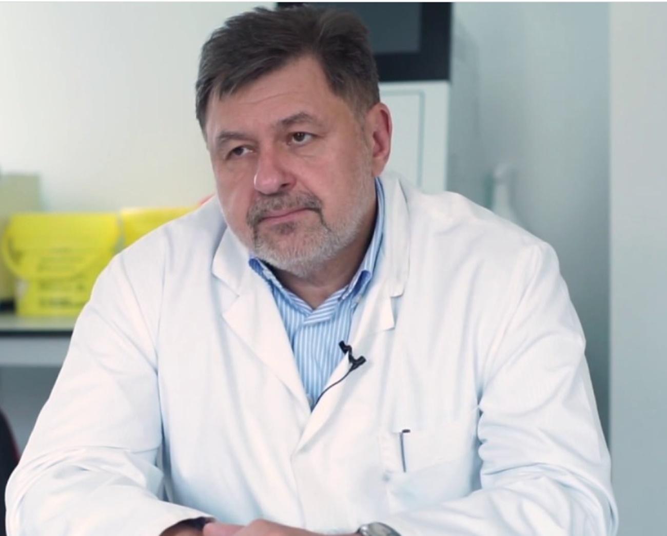Alexandru Rafila are coronavirus. Anterior soția lui a primit același rezultat