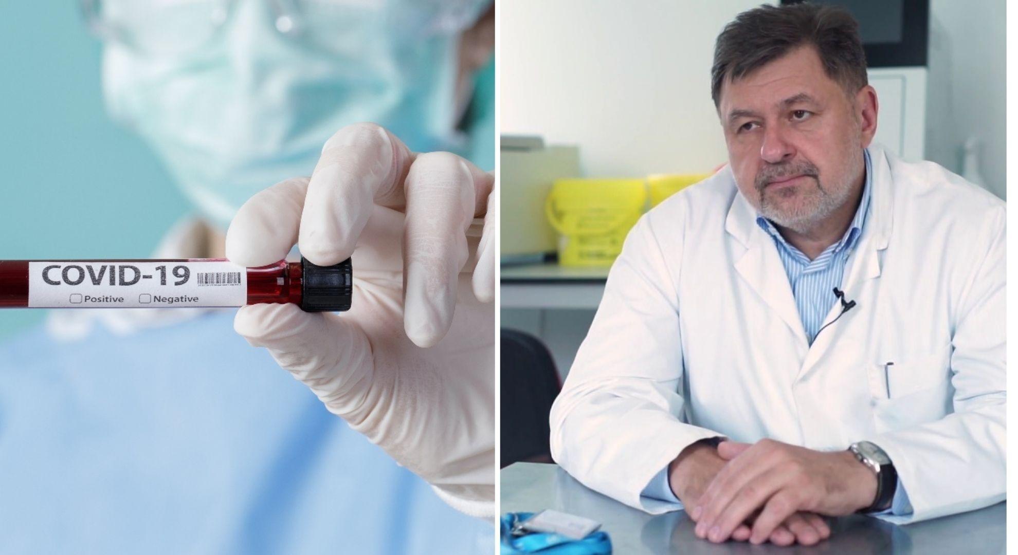 Profesorul Alexandru Rafila a intrat în izolare. Soția lui are coronavirus