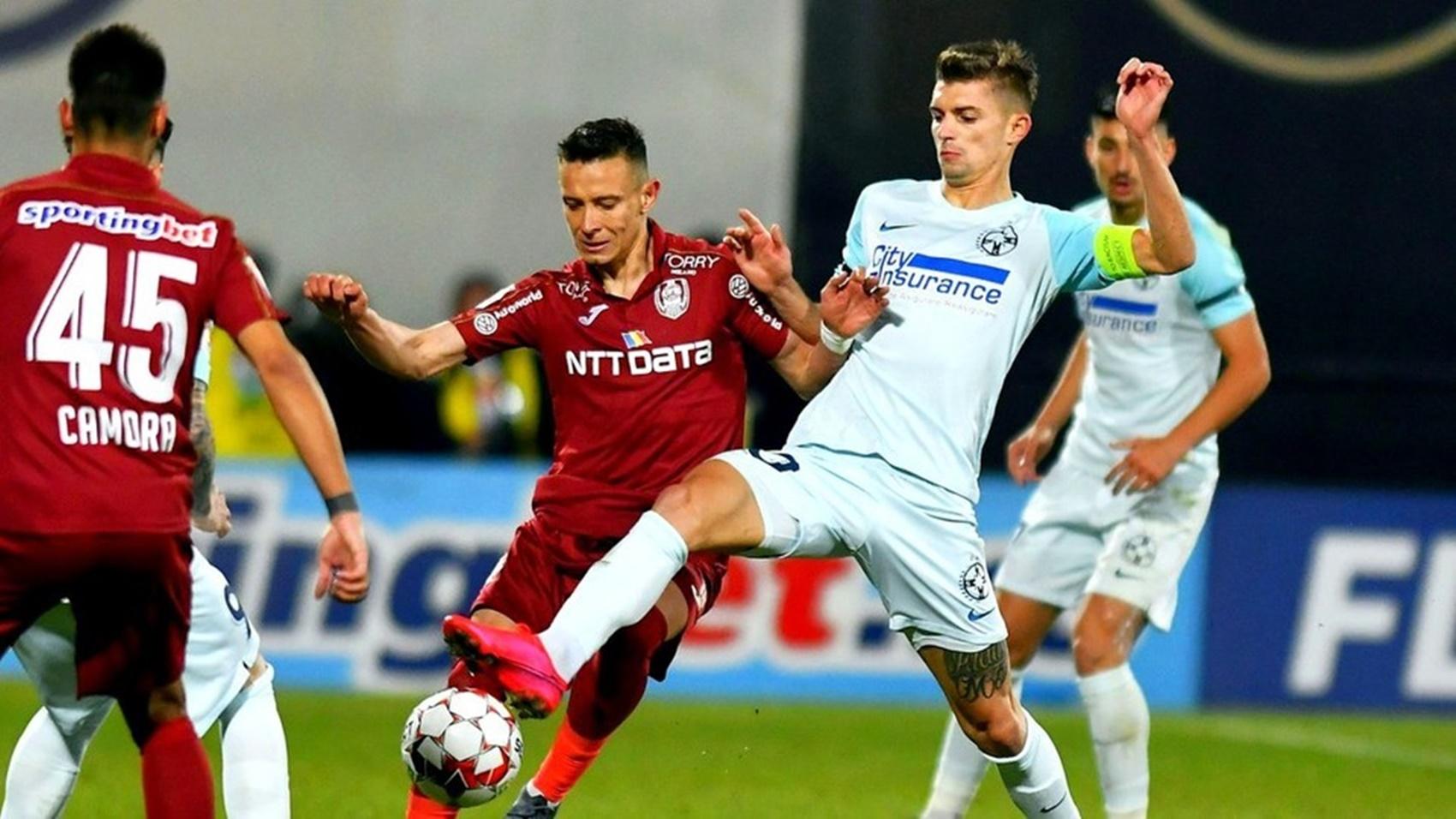 Live Text CFR Cluj - FCSB, ora 21.00. Cel mai așteptat meci al rundei 13 din Liga 1