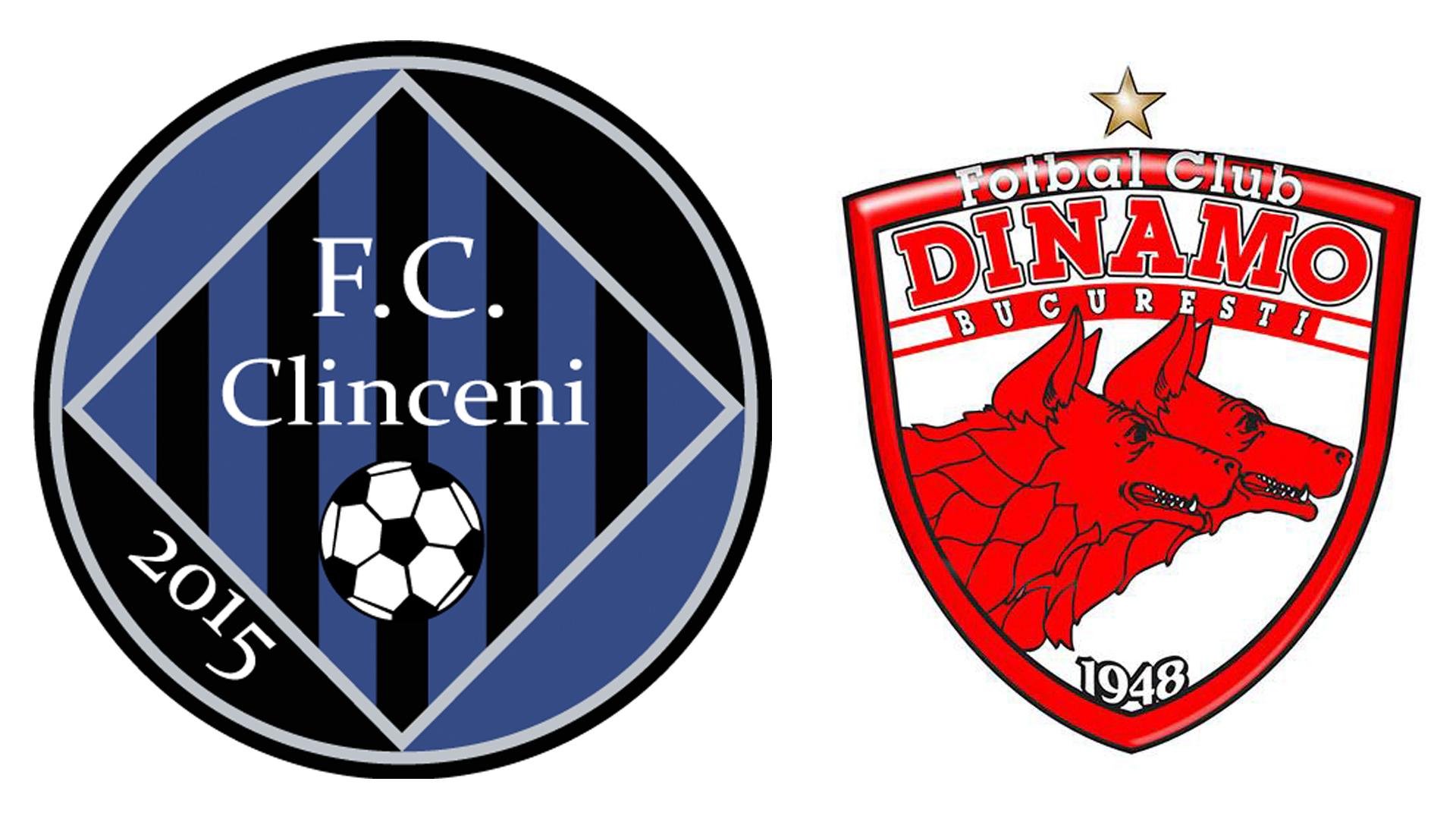 LIVE VIDEO Clinceni - Dinamo SCOR Clinceni surpriza din Liga 1