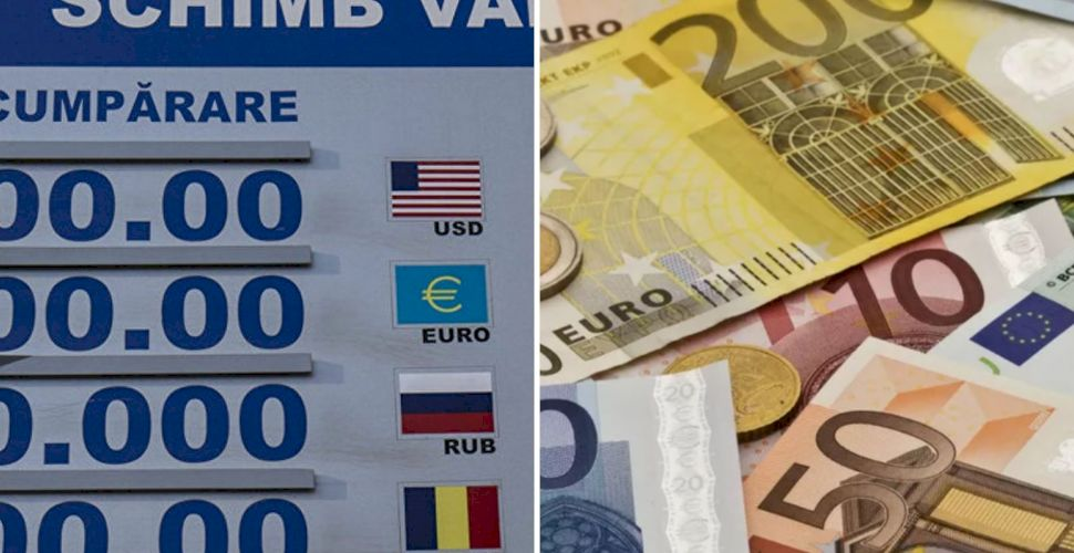 Curs Valutar Banci din Romania