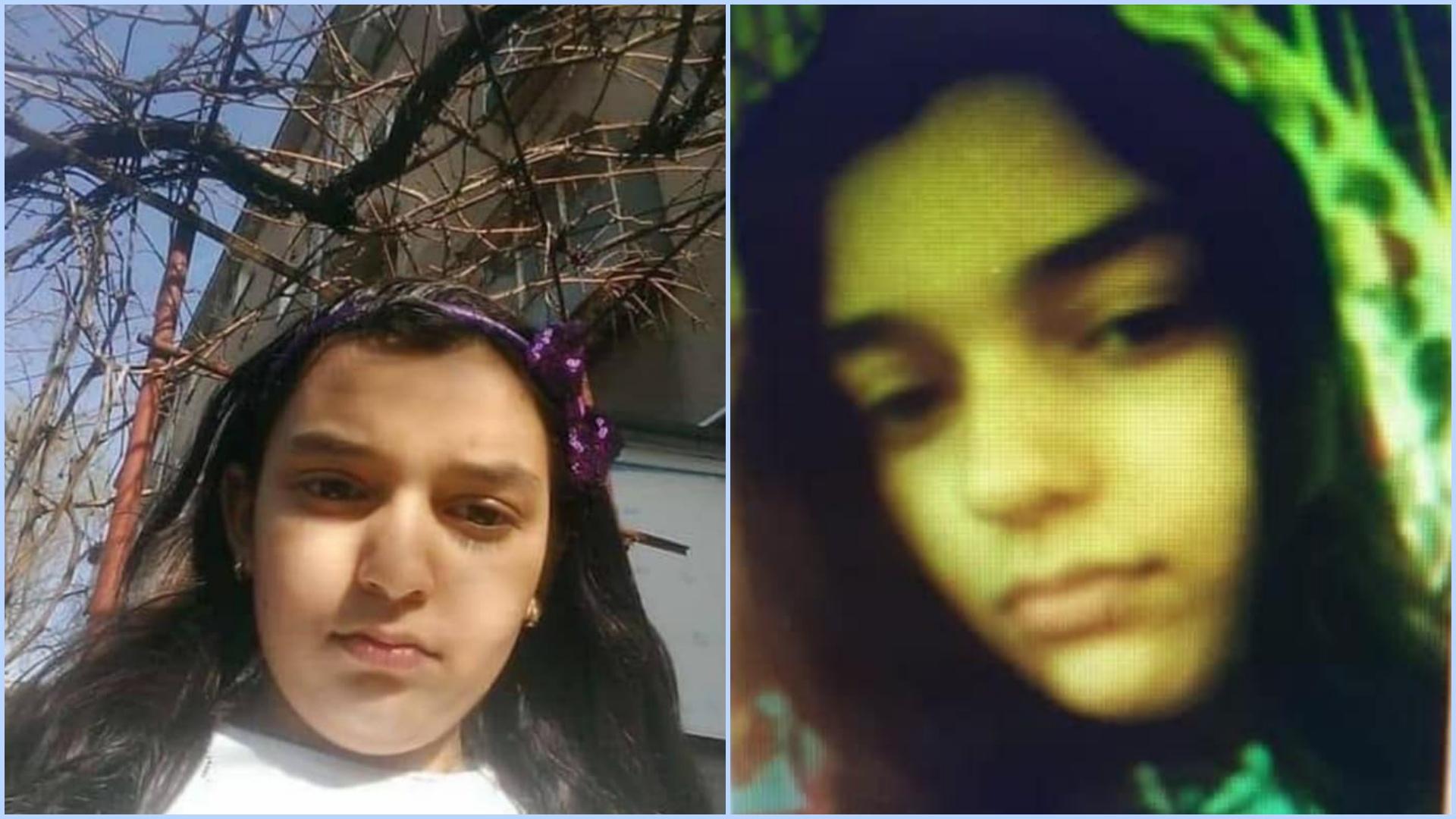Alertă în Capitală! O fetiță de 11 ani a dispărut, autoritățile cer ajutorul cetățenilor