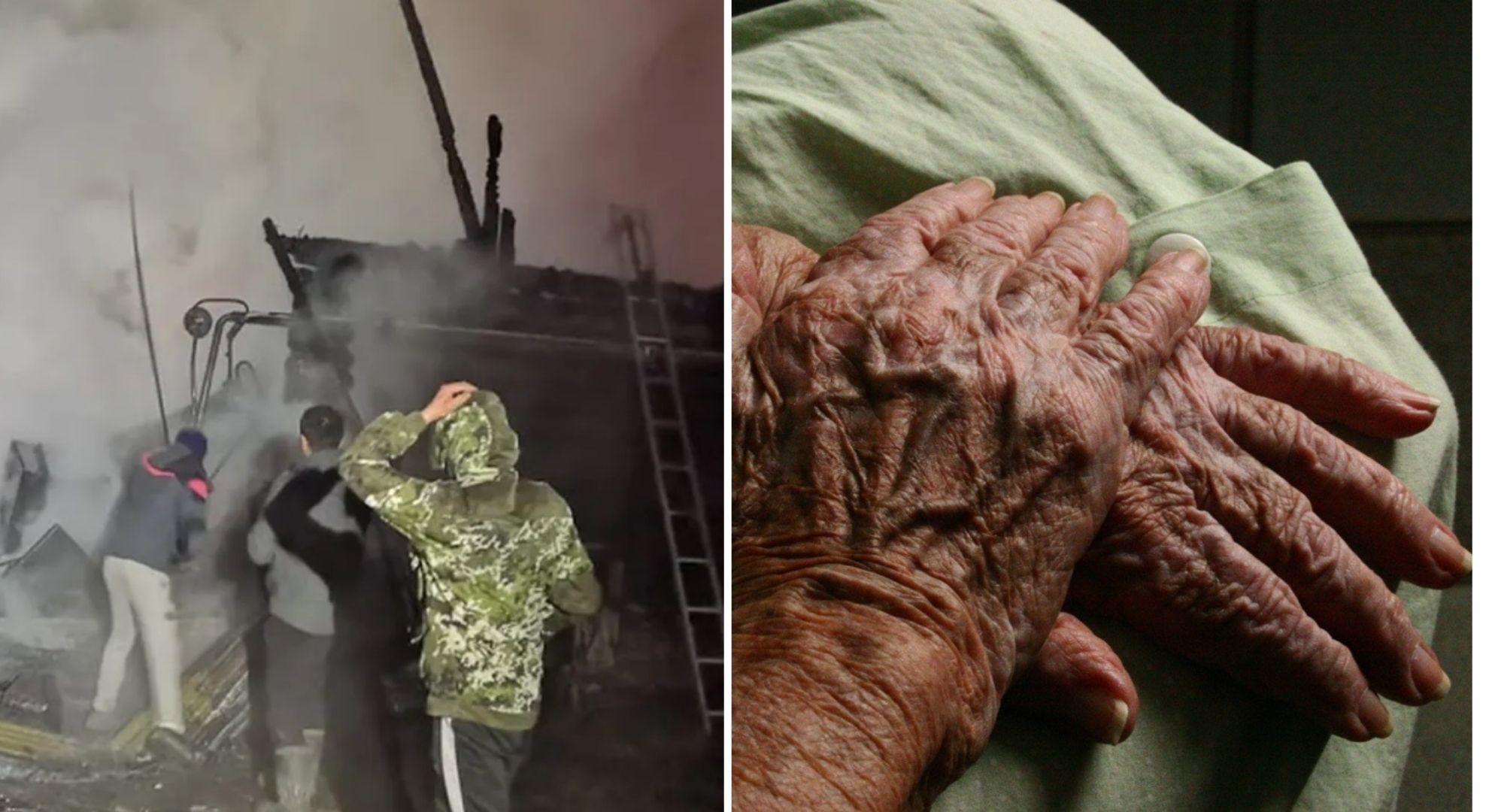 Tragedie în Rusia: 11 morți într-un incendiu la un cămin de bătrâni