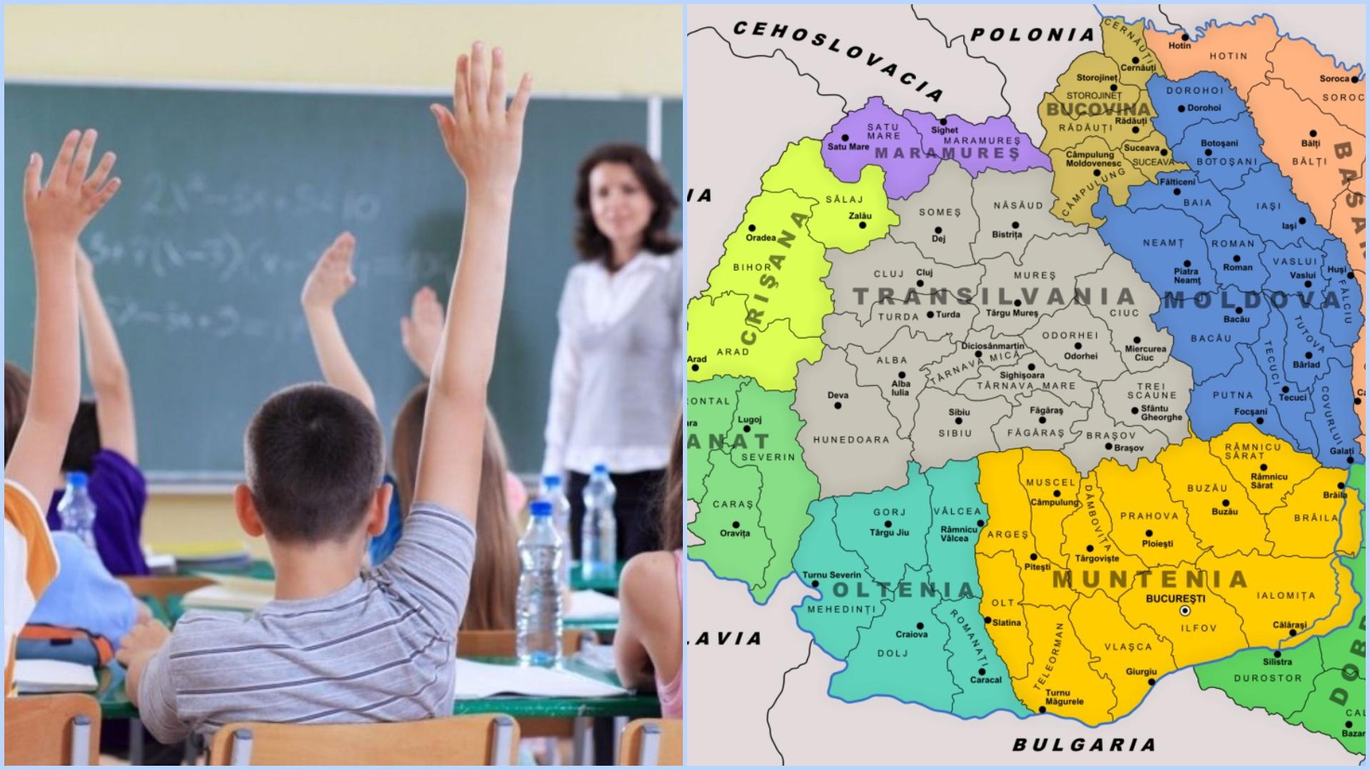 Ministerul Educației, anunț de ultima oră: Disciplinele Istorie şi Geografie nu se comasează