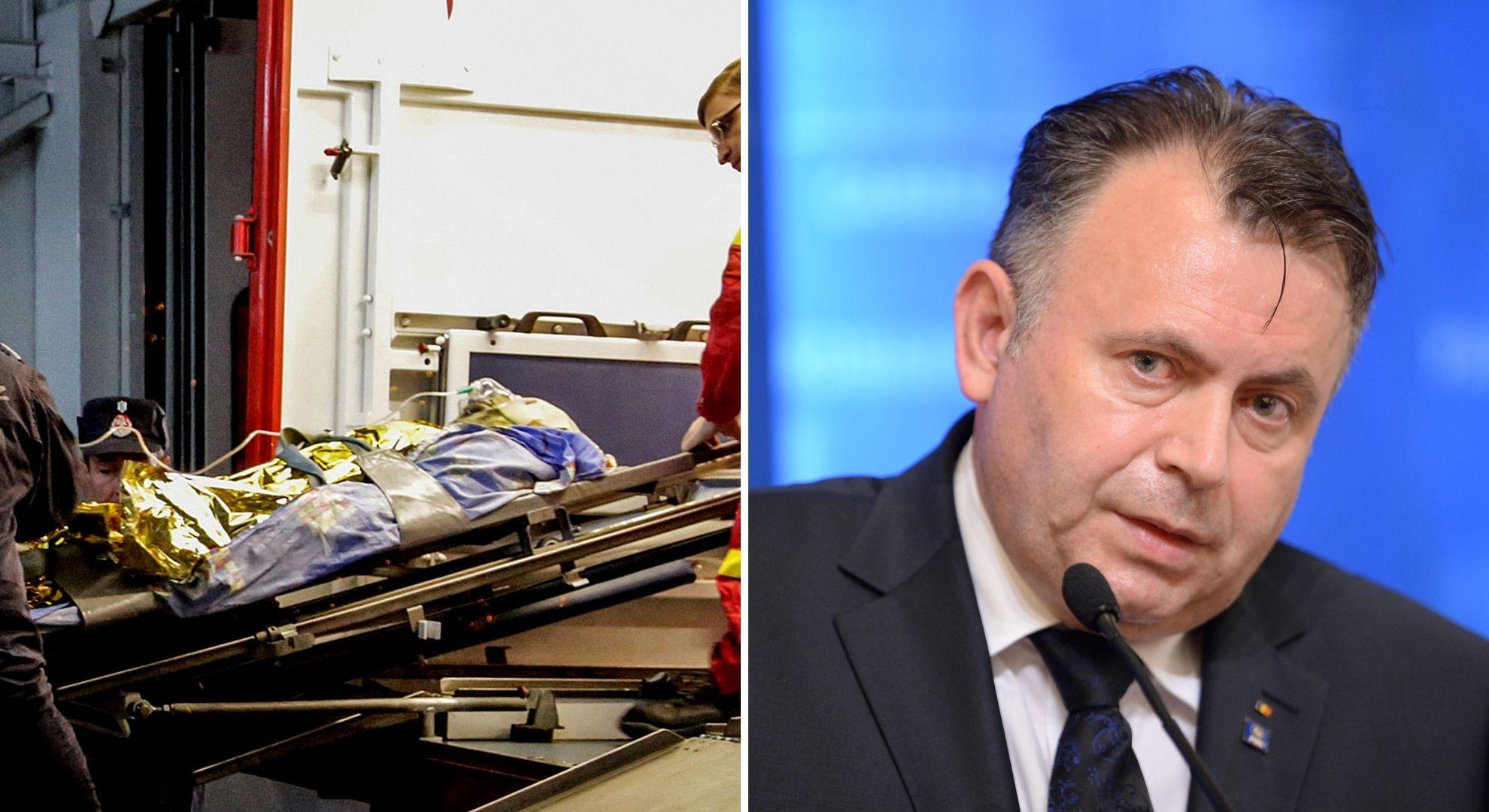 Pacienții români arși vor putea fi transferați mai ușor în străinătate. A fost aprobat mecanismul de transfer