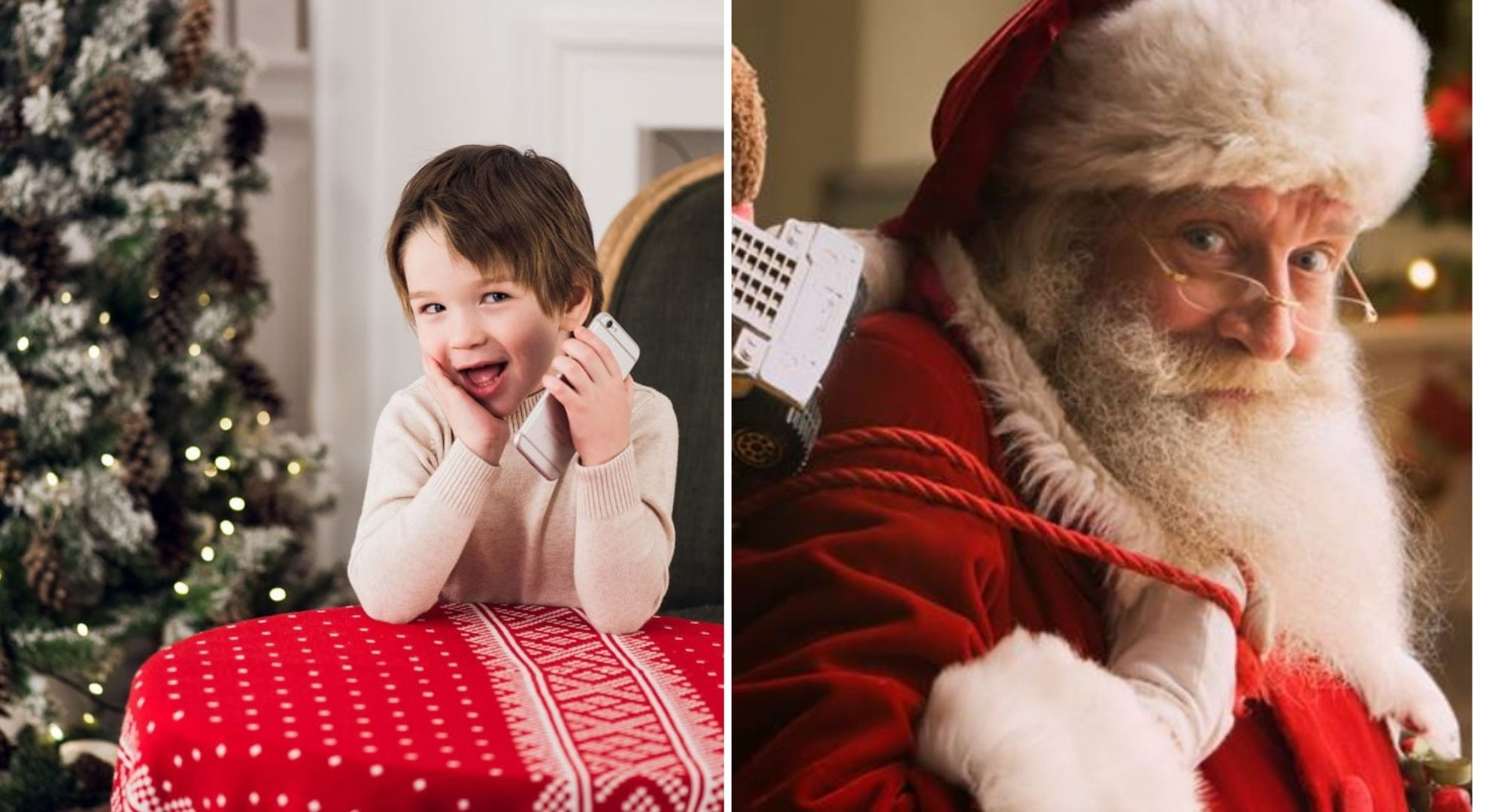Moș Crăciun vine chiar dacă este pandemie! Anunț pentru copiii din toată lumea