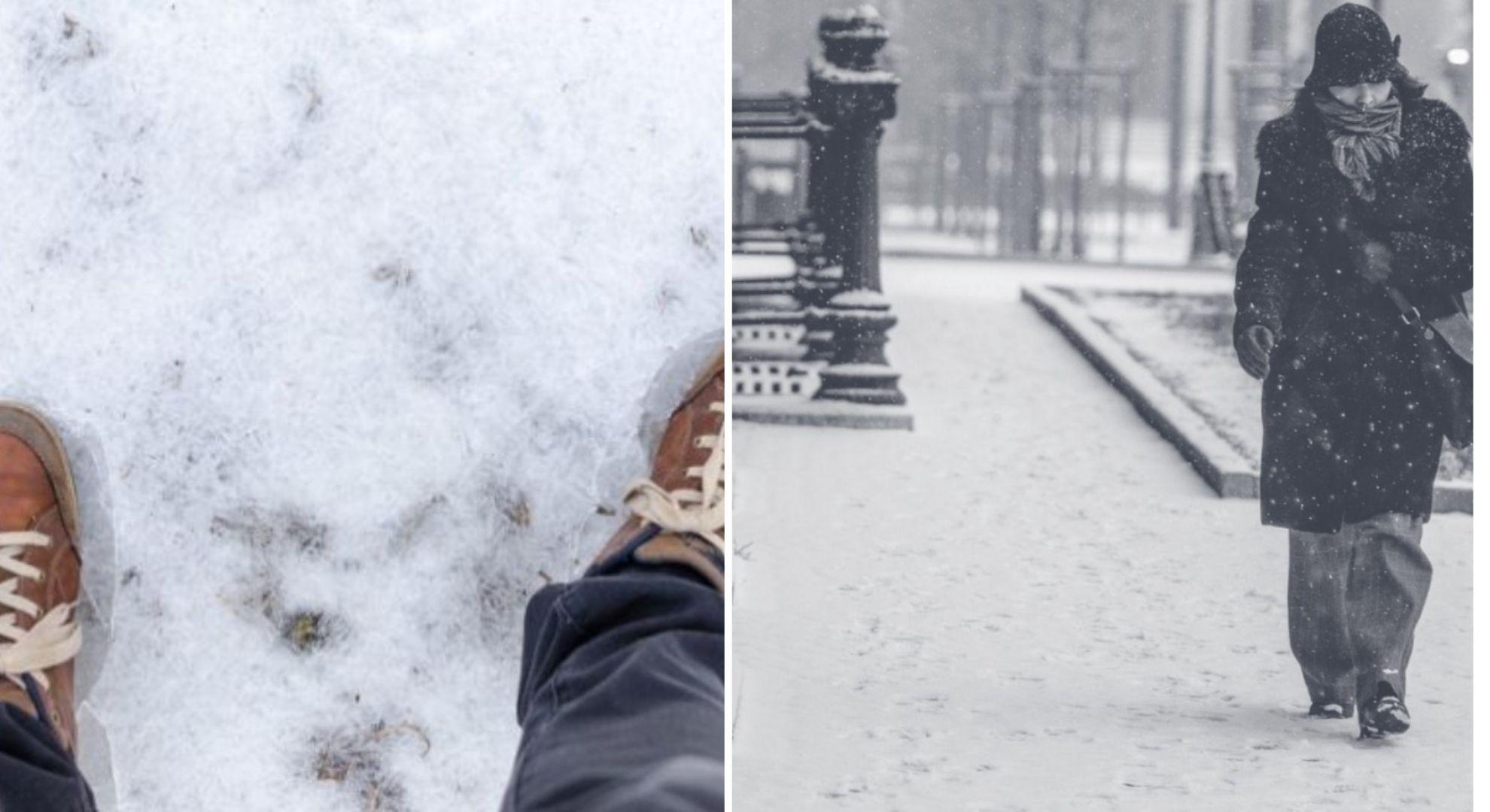 Prognoza meteo 9 decembrie 2020. Unde va continua să ningă