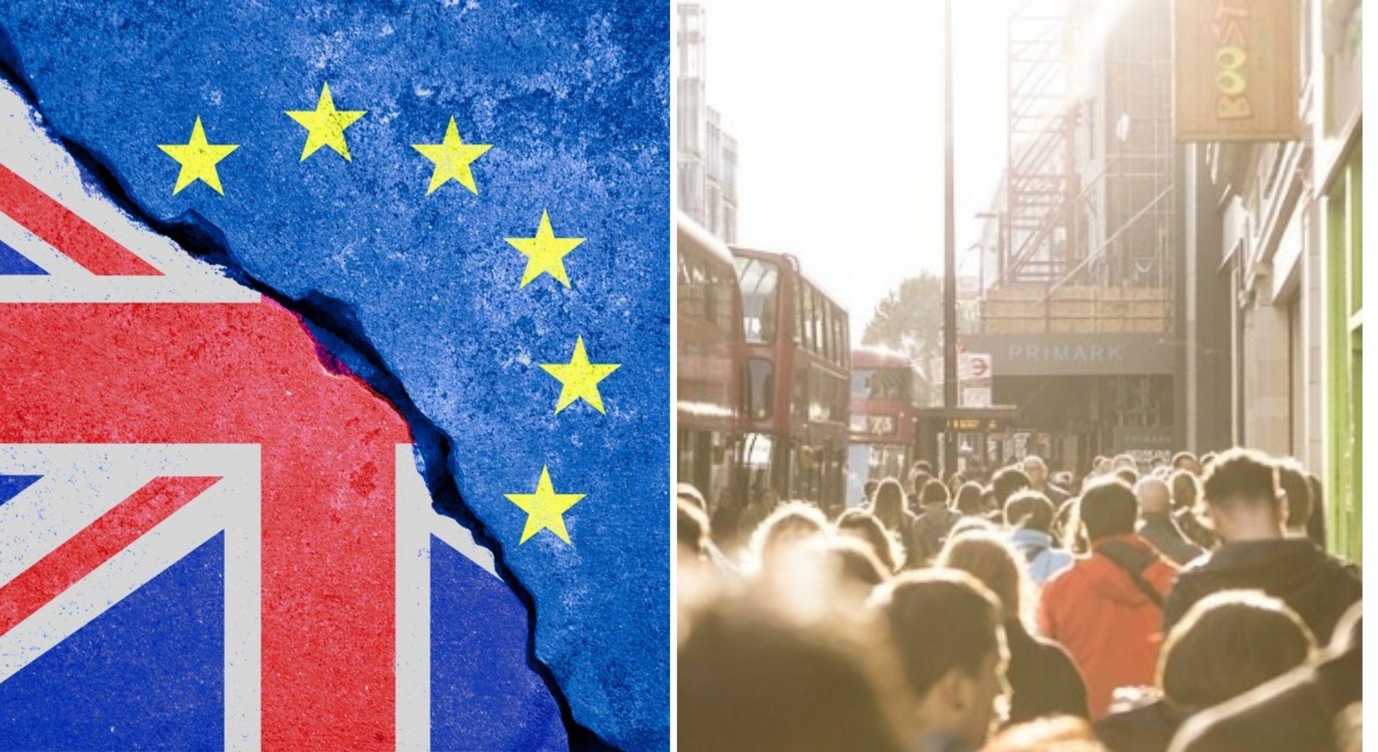 Restricții de la 1 ianuarie pentru cetățenii UE în Marea Britanie. Ce se întâmplă cu românii