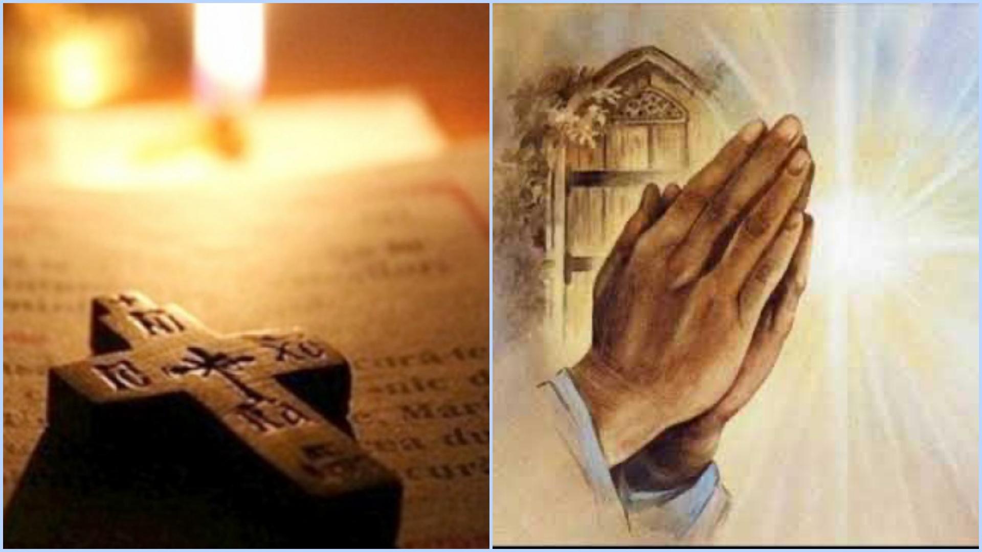 Rugăciune de mulțumire la final de an. Când trebuie să o rostești