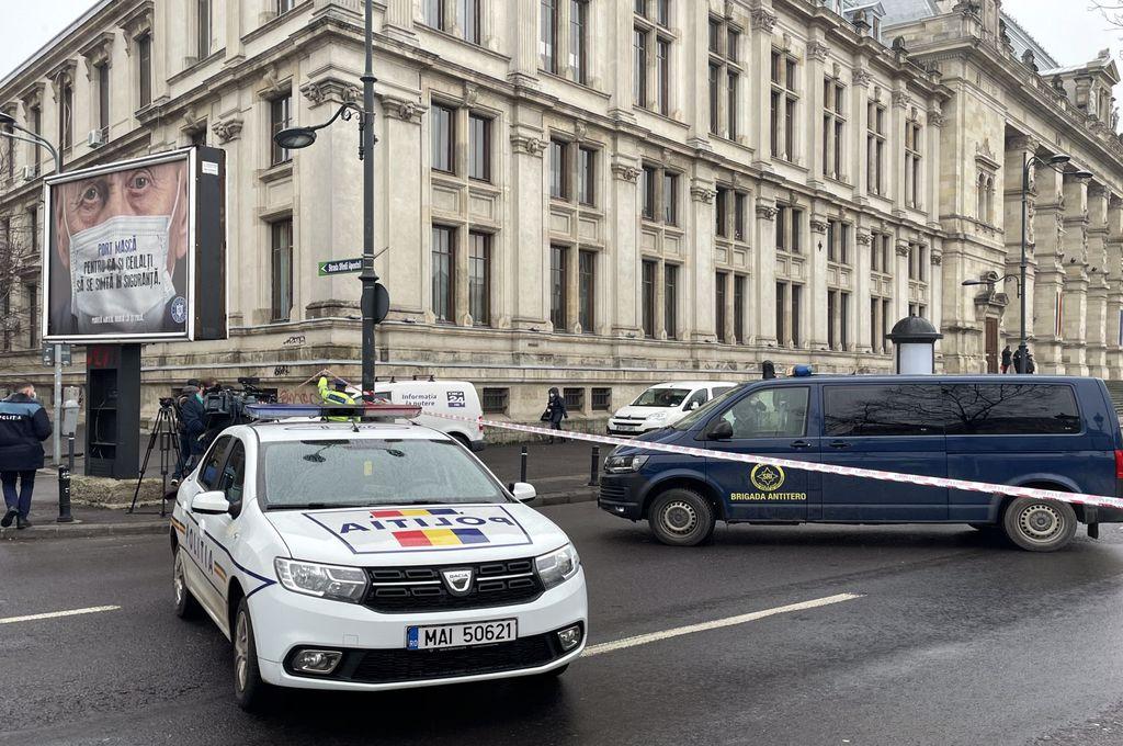 Alertă în Capitală! Amenințare cu bombă la Curtea de Apel București