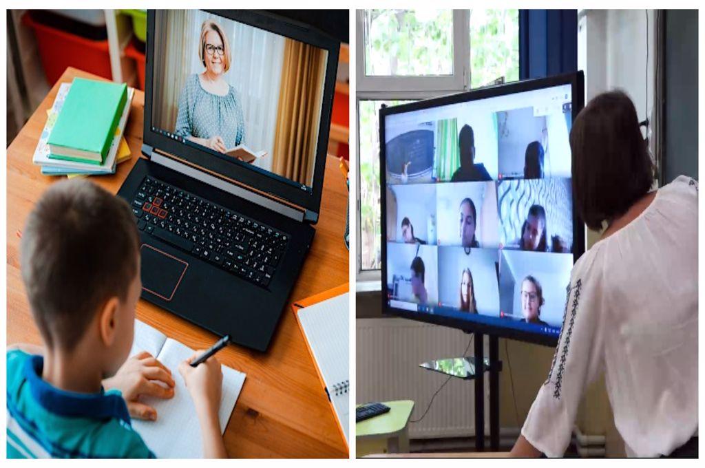 Anunț important din partea ministrului Sănătății! Ce elevi vor putea alege școala online după 8 februarie