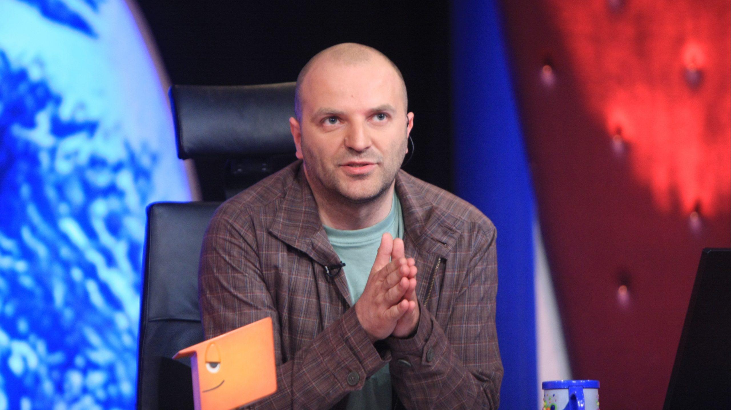 Bombă în Televiziune! Dan Capatos pleacă de la Antena 1 după 13 ani