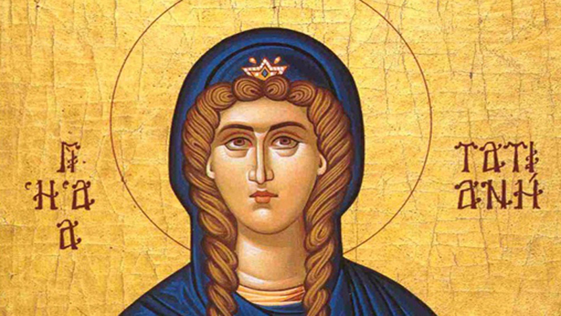 Calendar ortodox 12 ianuarie 2021. Cea mai puternică rugăciune închinată unei mari sfinte