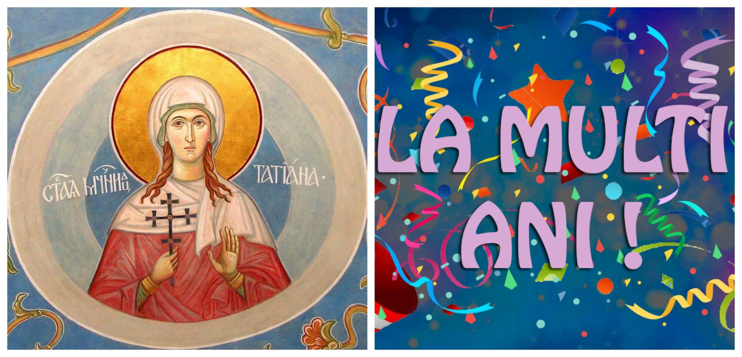 Cele mai frumoase urări de Sfânta Tatiana. La mulți ani sărbătoriților