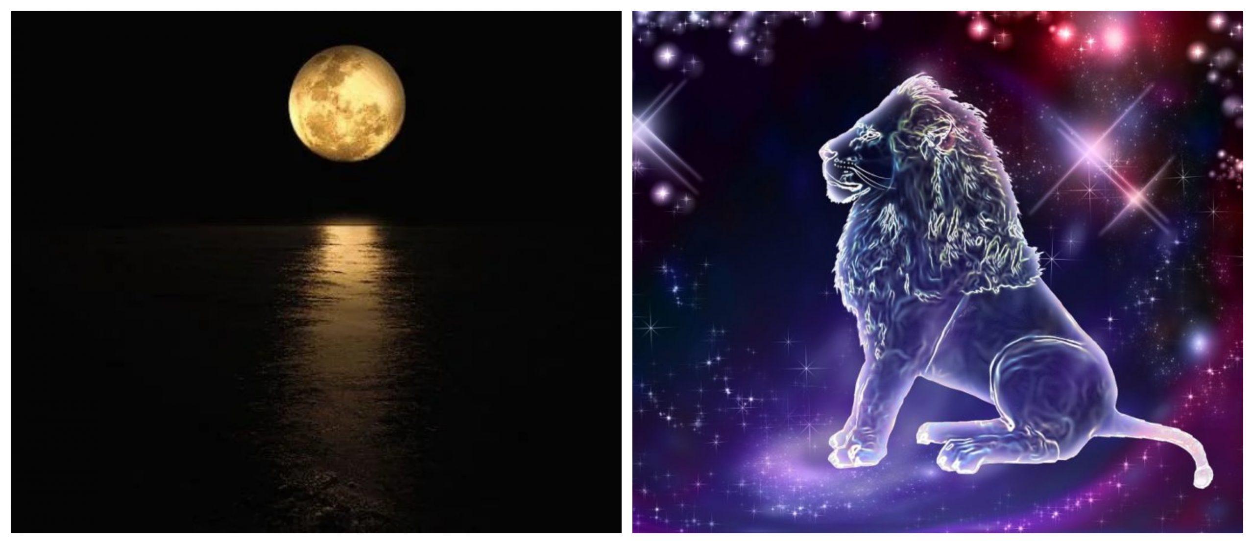 Luna Plină în Leu, 28 ianuarie. Ce trebuie să faci pentru a trece cu bine de acest eveniment