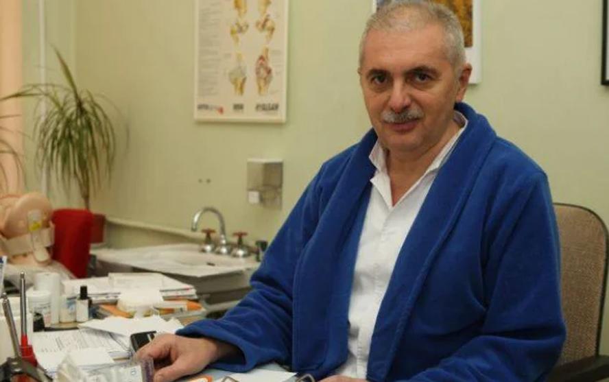 Medicul ortoped Mihai Horia Nicolae a murit