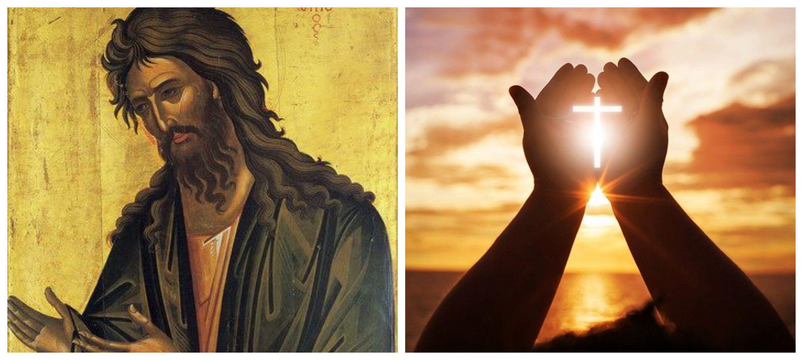 Sfântul Ioan Botezătorul. Rugăciune puternică de rostit pe 7 ianuarie