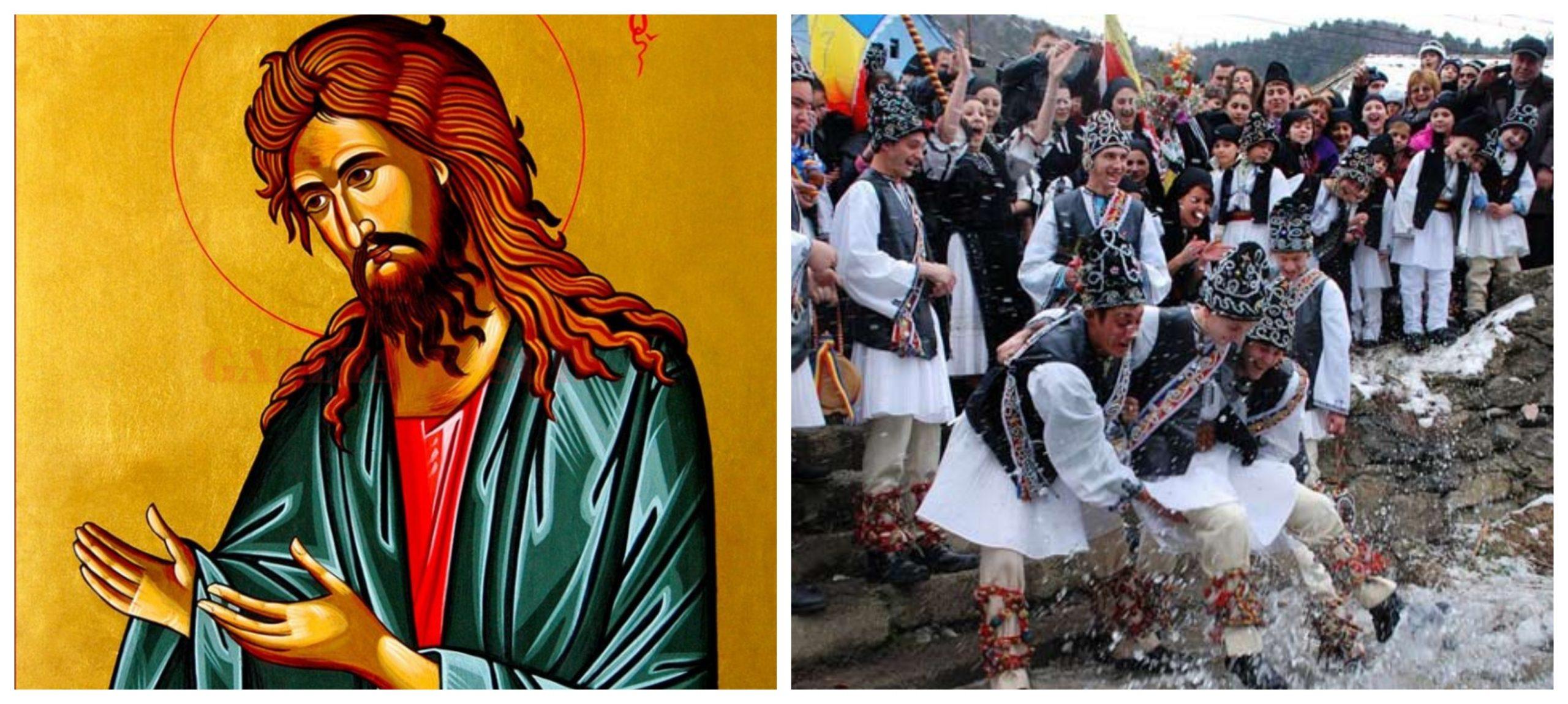 Tradiții și obiceiuri de Sfântul Ion. Ce nu ai voie să faci sub nicio formă de 7 ianuarie