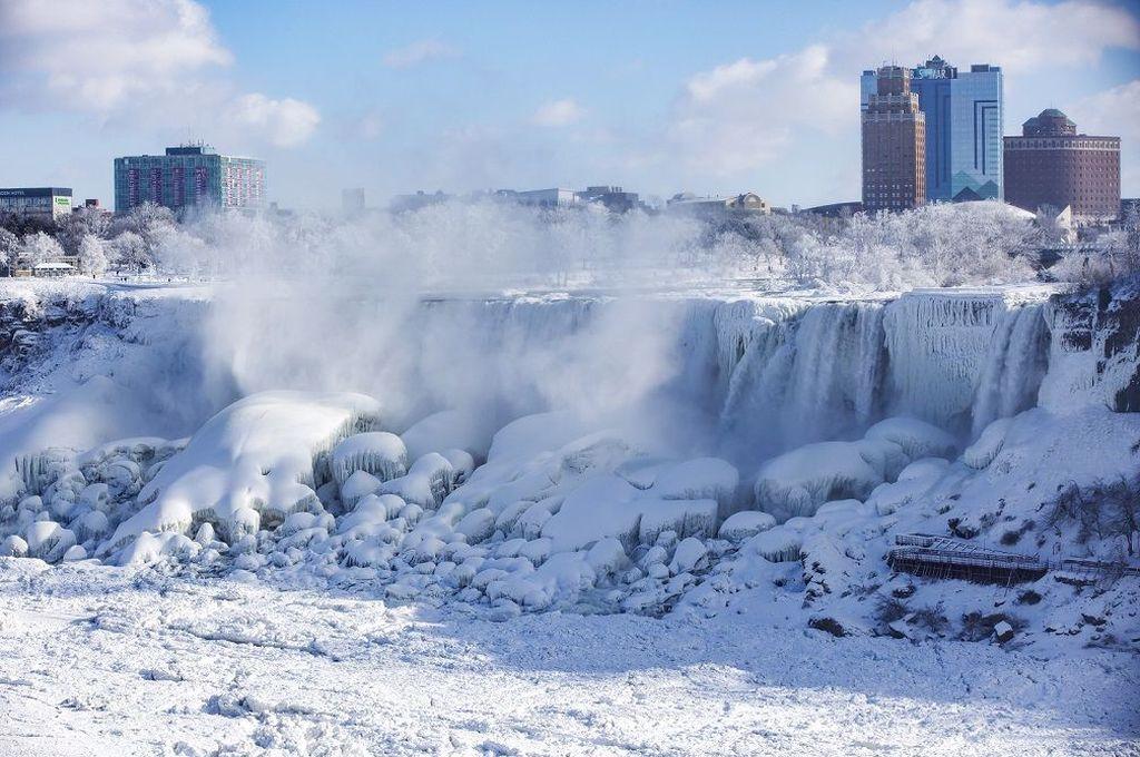 Vortexul polar a lovit România. Toată țara este afectată