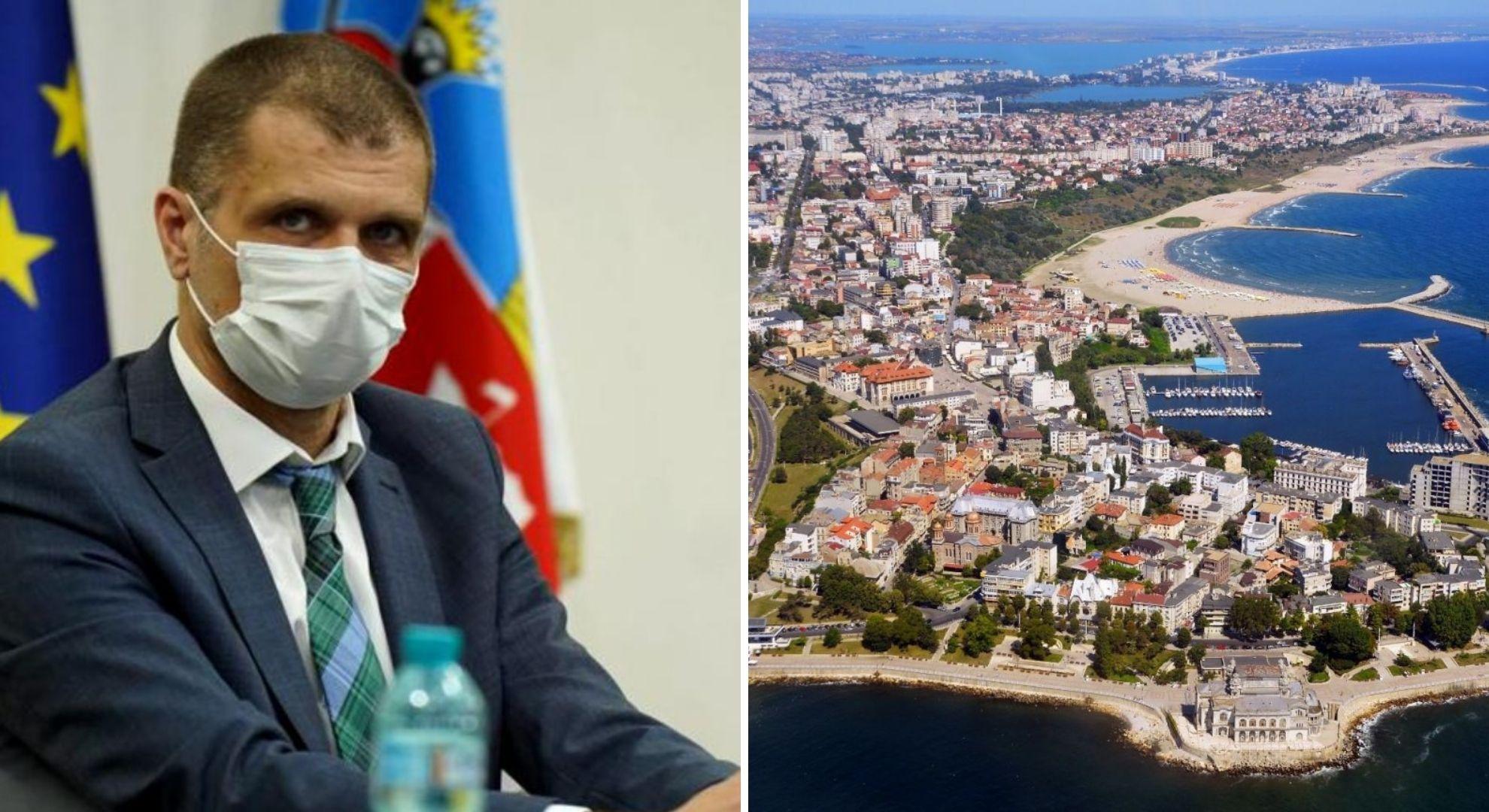 Constanța a ieșit din carantină după 42 de zile de restricții