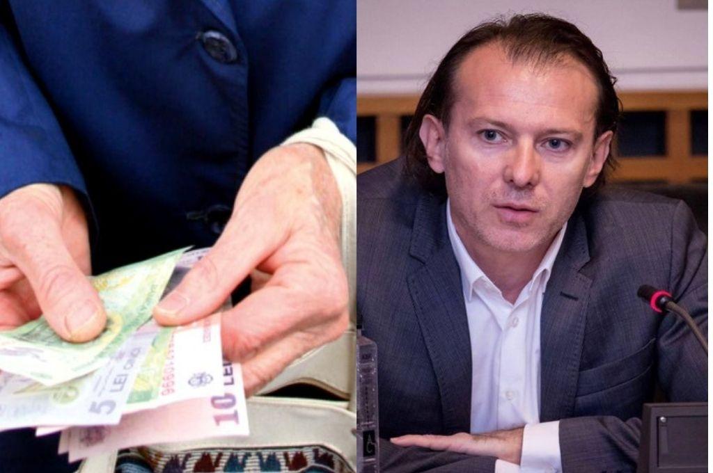 """Florin Cîțu, anunț fără precedent despre majorarea pensiilor cu 40%: """"Varianta pe care mergem noi..."""""""