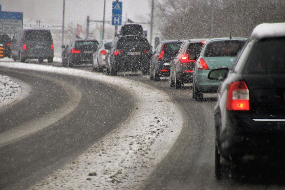 Avertisment de la ANM: de vineri seara încep ninsorile puternice în toată țara