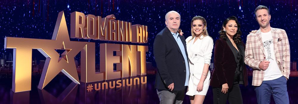 EXCLUSIV: Românii au talent se va difuza luni și vineri, anunțul Pro TV