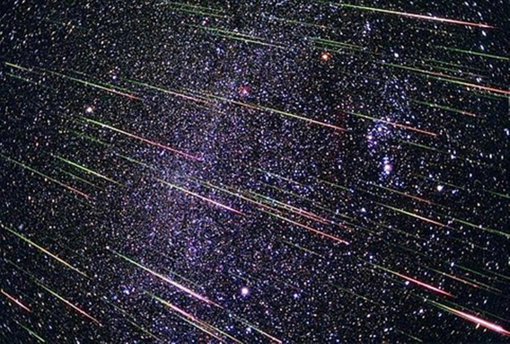 Quadratinele - Primul eveniment astronomic al anului 2021