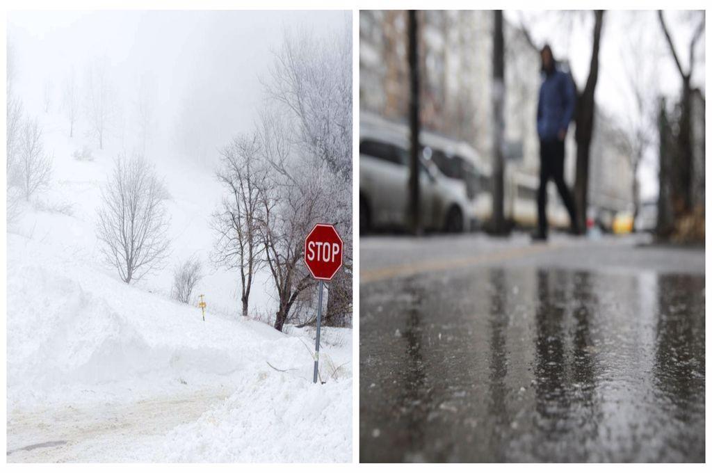Avertizare ANM. Vremea rea cuprinde România: ninsori abundente și polei