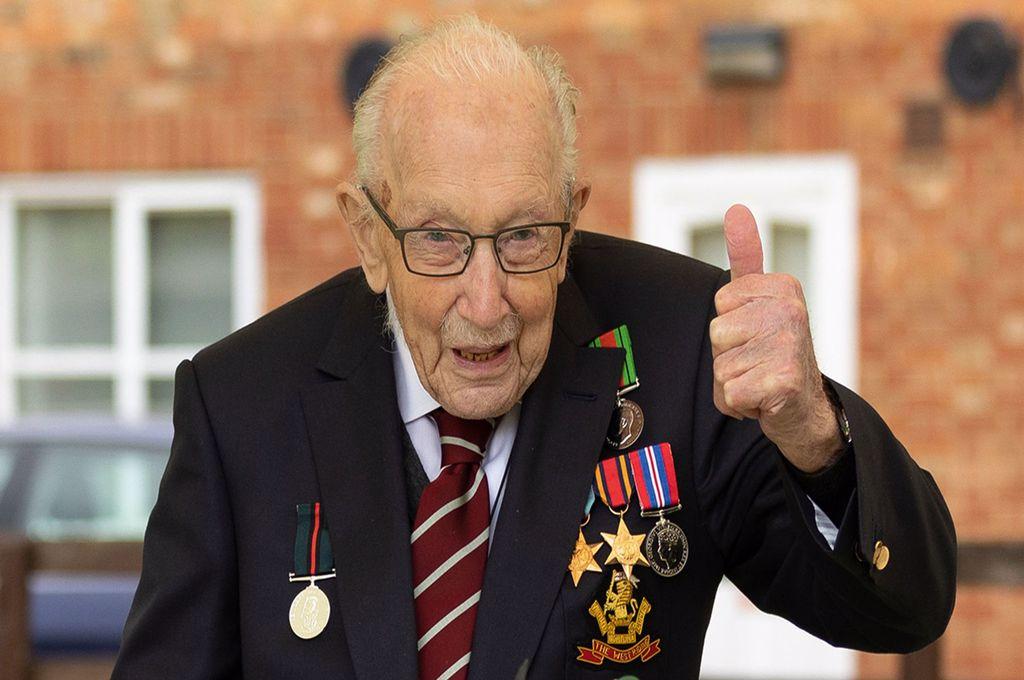 Căpitanul Sir Tom Moore a decedat. Era infectat cu coronavirus