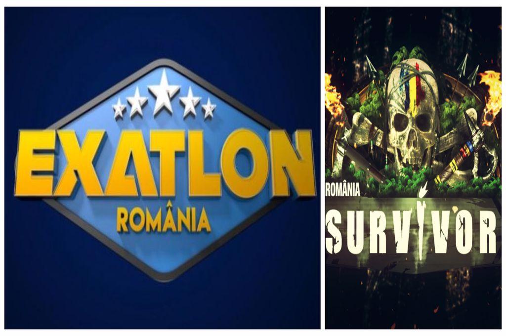 Care sunt, de fapt, diferențele în Survivor și Exatlon. Ambele emisiuni sunt produse de Kanal D
