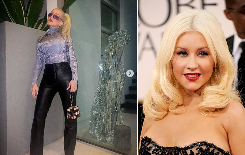 Cum arată astăzi Christina Aguilera