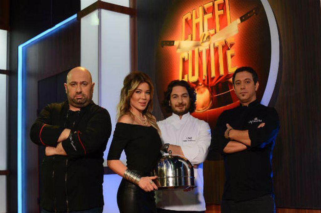 Începe Chefi la Cuțite! Când putem urmări cel mai cunoscut show culinar