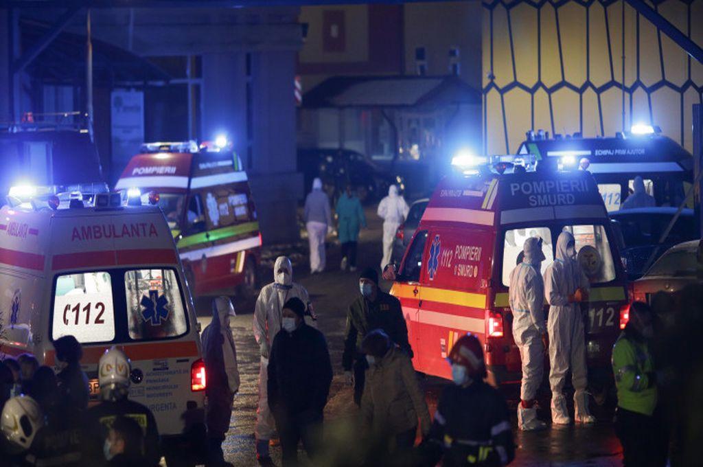 Tragedia continuă la Matei Balș. Încă un pacient ars a decedat. Bilanțul ajunge la 12 decese