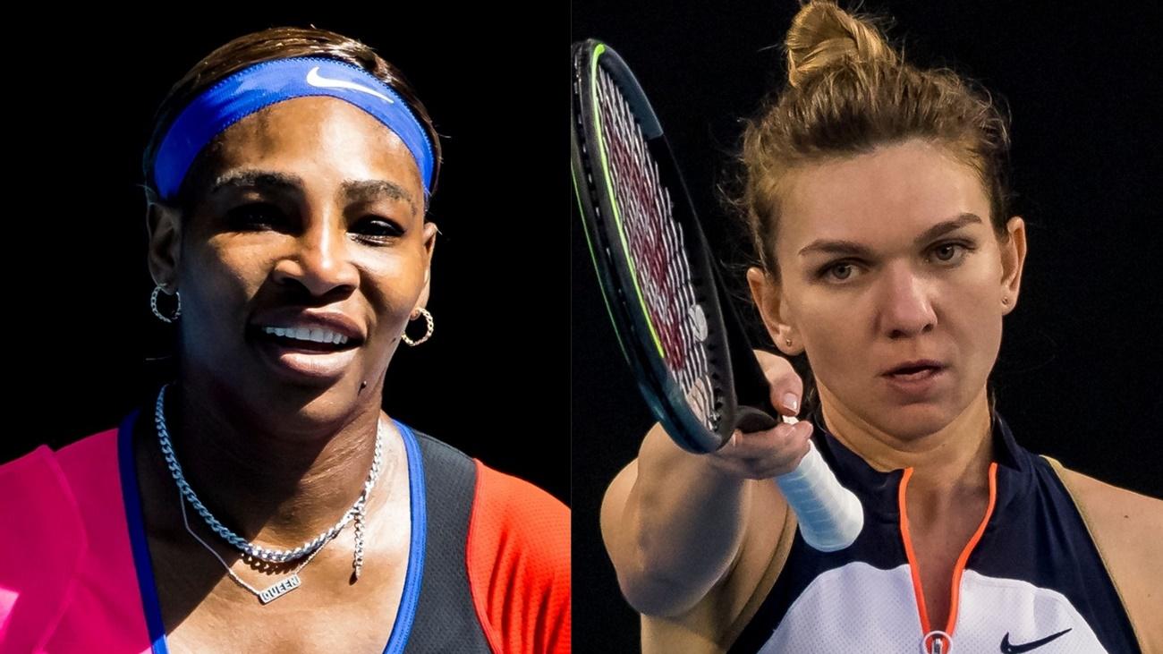 Simona Halep - Serena Williams, în sferturi la Australian Open