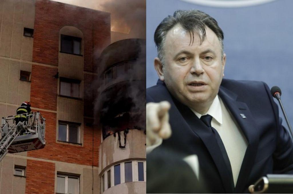 """Nelu Tătaru după incendiul de la Constanța: """"Șirul de erori ne arată că..."""""""