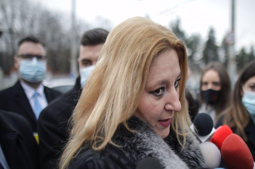 """Diana Șoșoacă, scandal de zile mari la Institutul """"Marius Nasta"""". Fosta senatoare AUR sfidează regulile anti-covid-19"""
