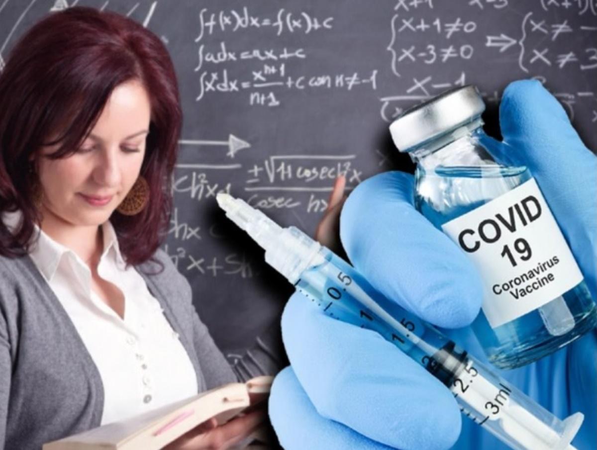 Vești bune pentru cadrele didactice. Ministerul Educației a solicitat dozele pentru vaccinarea profesorilor