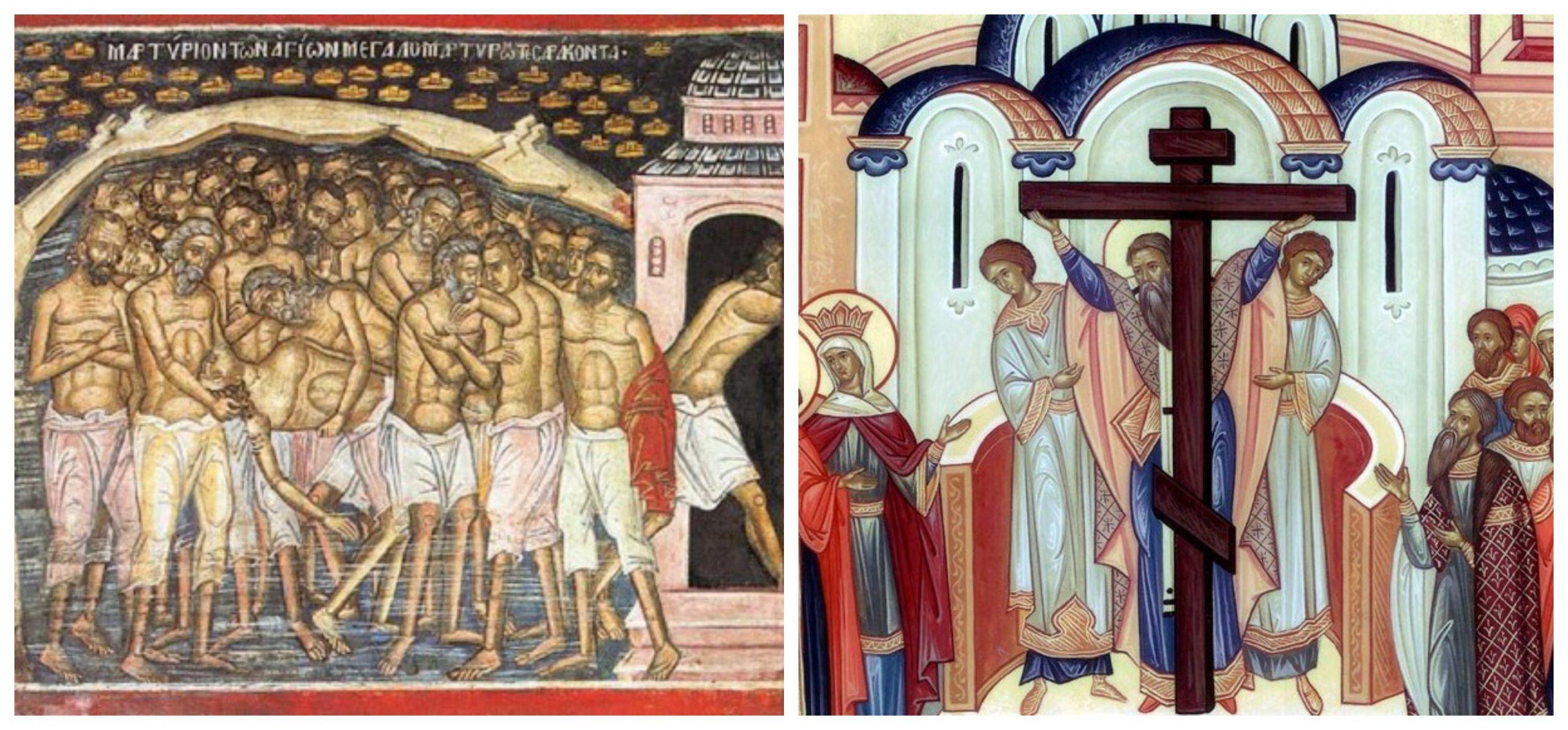 Calendar ortodox 6 martie 2021. Dublă sărbătoare pentru toți credincioșii